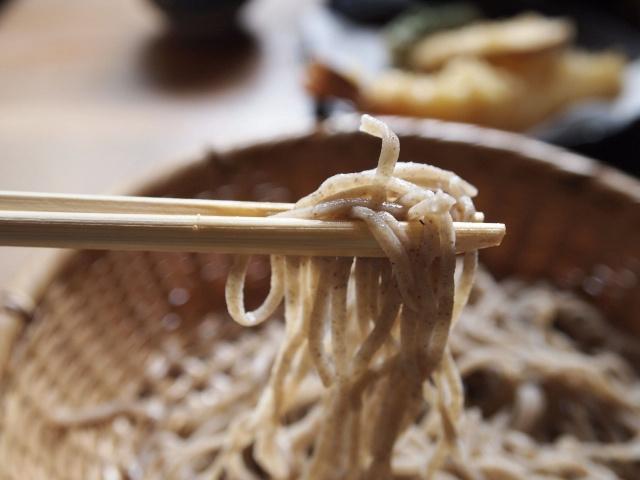 人気の蕎麦の美味しい「食べ方」
