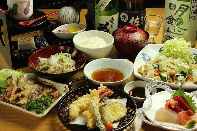 長野で蕎麦と本格的な信州の味わいをご堪能いただける【懐食あおき】